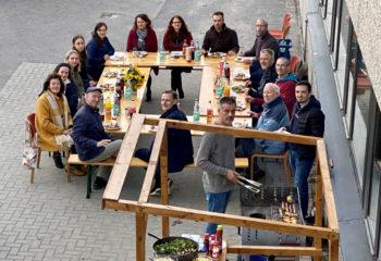 Grillen - Immanuelschule